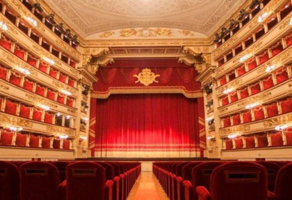 Teatro alla Scala: va in scena Così fan tutte di Mozart ...