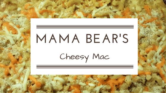 Cheesy Mac