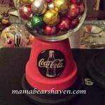 Clay Pot Gumball-Candy Jar DIY