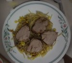 Crock Pot Sweet and Zesty Pork Tenderloin