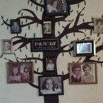 Tree Picture Wall -Wordless Wednesday