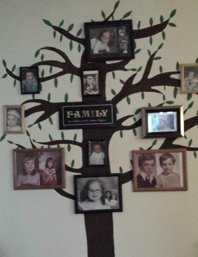 Tree Picture Wall