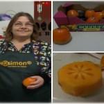 Persimmon – (Persimon) Exotic Fruit of Spain