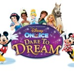 Disney on Ice – Dare to Dream – Opening Show Highlights