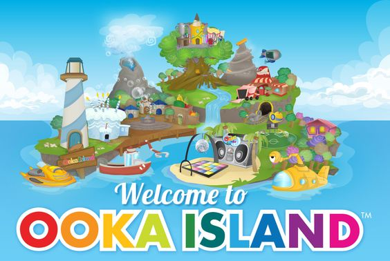 Play Learn Read - Adventures on Ooka Island