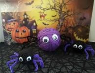 Halloween Spiders
