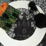 Halloween Web Wreath