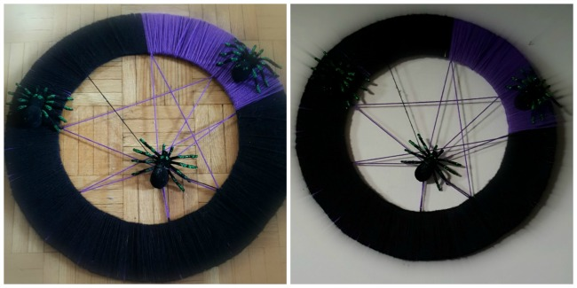 Web Wreath
