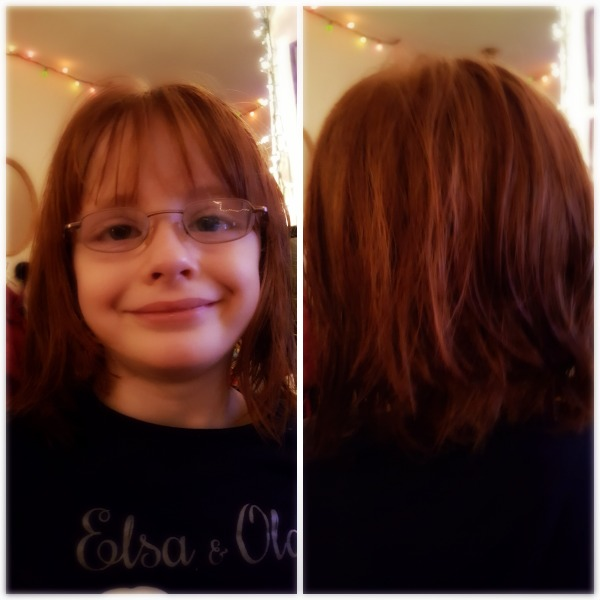 first haircut