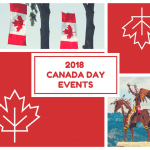 2018 Canada Day Events in and Around Toronto