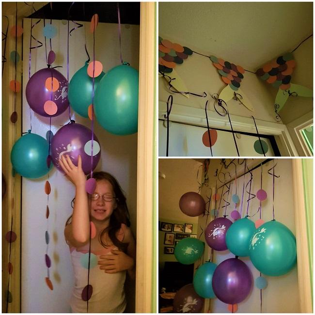 Mermaid Birthday Theme