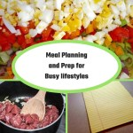 Meal Planning & Prepping For Busy Lifestyles