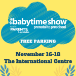 The 14th Annual Fall BabyTime Show 2018 – Giveaway