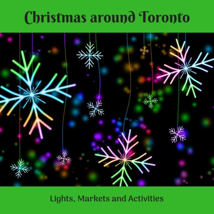 Christmas around Toronto