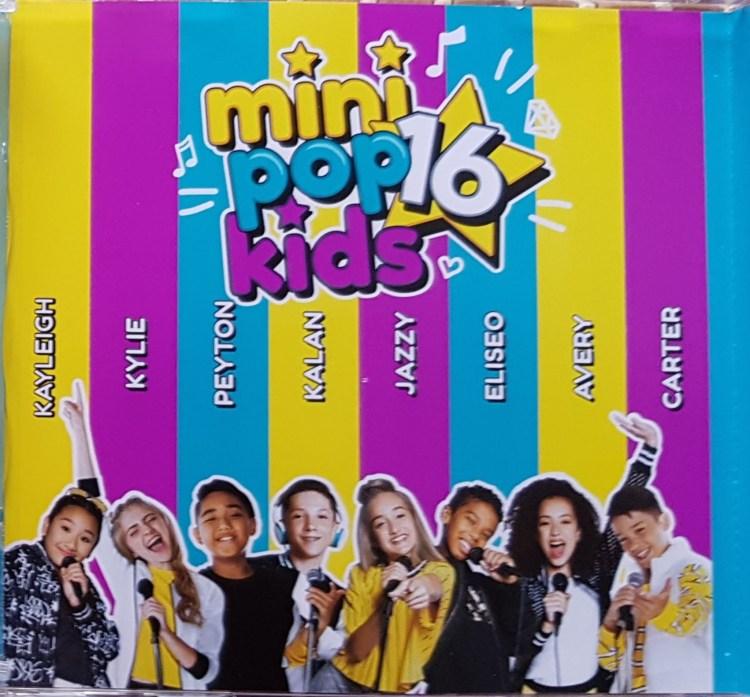 Mini pop Kids take Flight