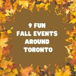 9 Fun Fall Events around Toronto