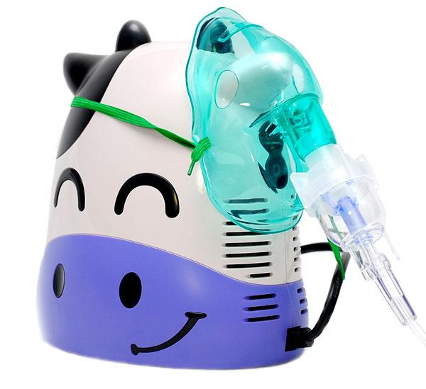 2919915011 - Matka pracuje a dziecko... choruje. Nebulizator - nie taki straszny jak go malują.