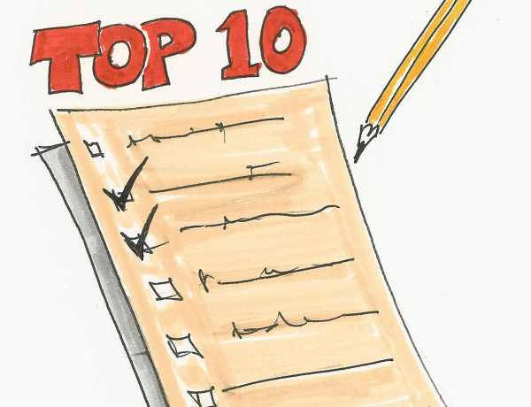 The best of - top 10