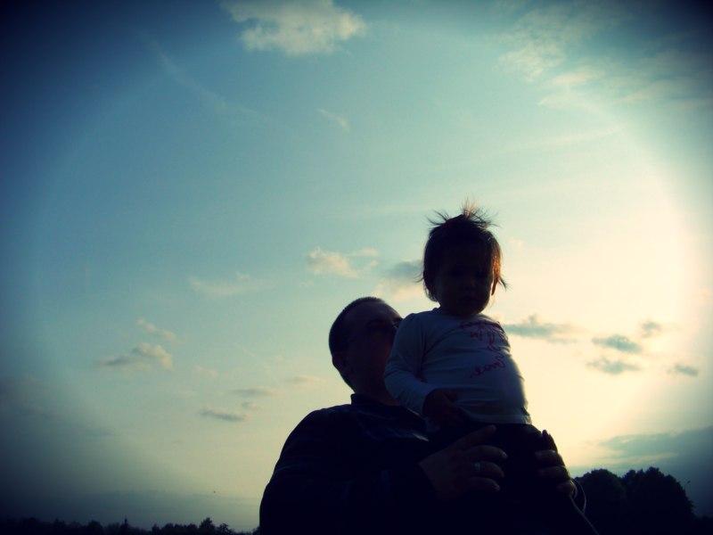 dusia i tata