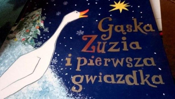 Gąska Zuzia i Boże Narodzenie