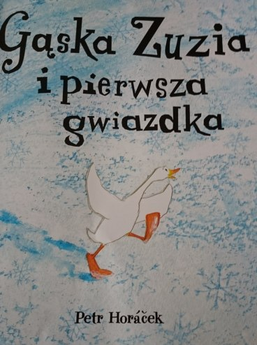 Gąska Zuzia i pierwsza gwiazdka środek