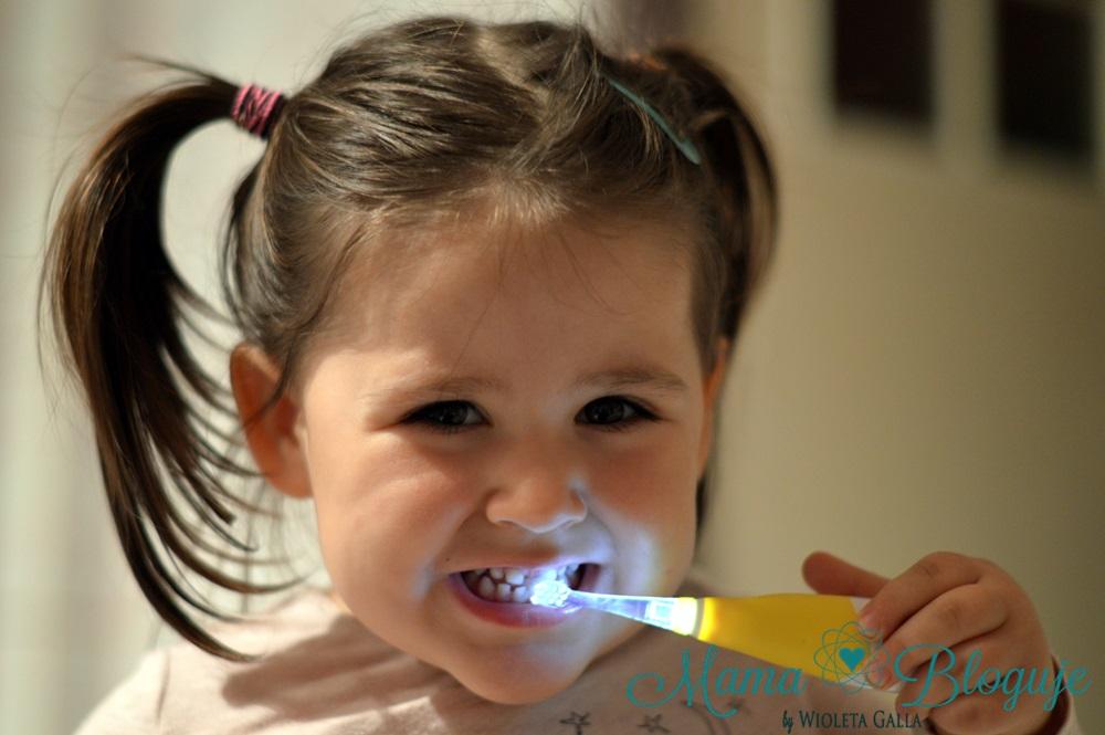dbanie o zęby u dzieci 2