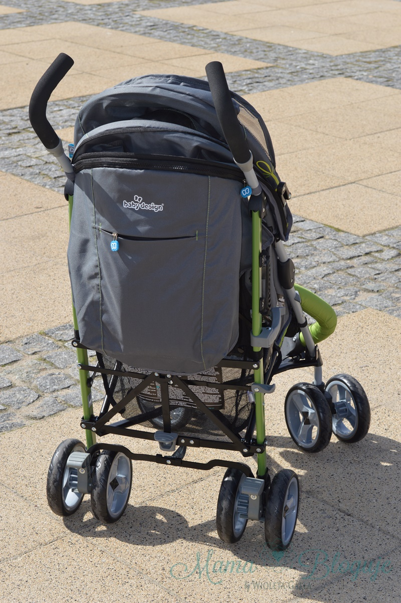 baby design travel spacerówka 4
