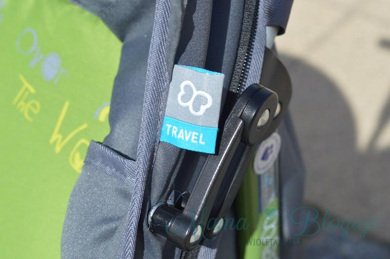 baby design travel spacerówka 8