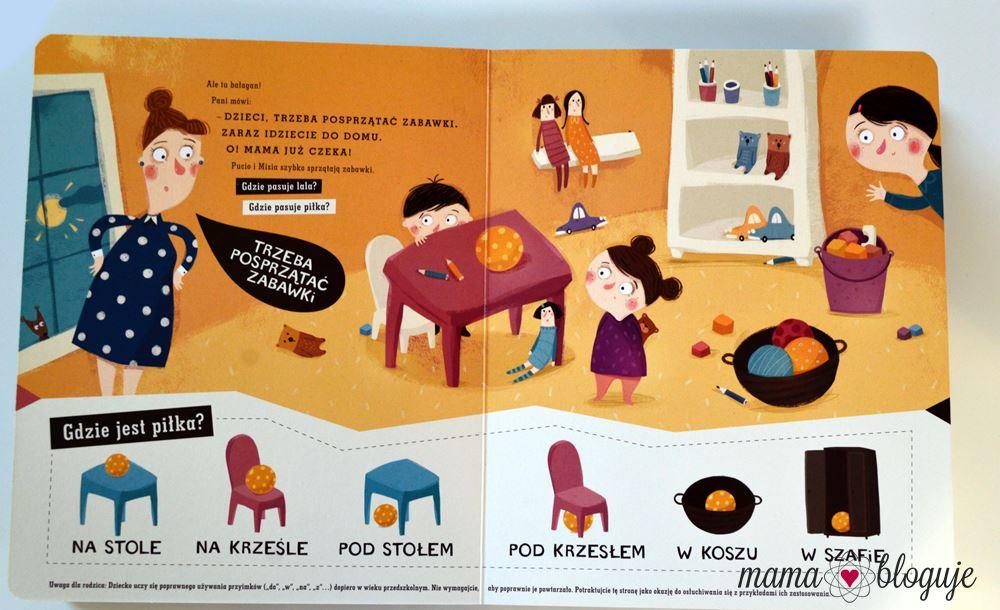 książeczki dla maluszków 52 - KSIĄŻKI DLA NAJMŁODSZYCH 0-3 LATA