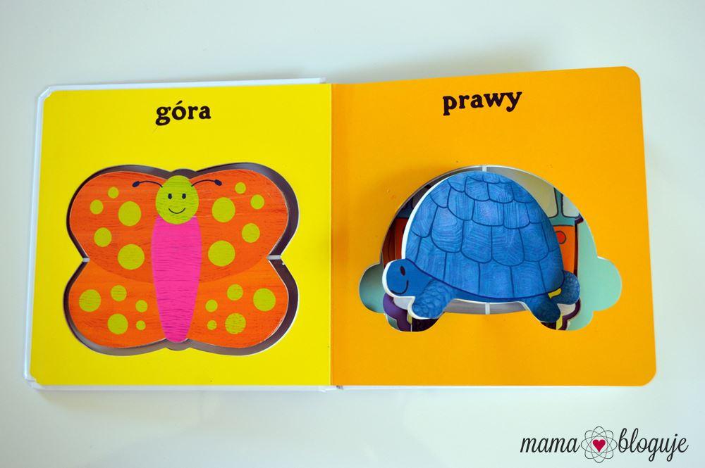 książeczki dla maluszków 6 - KSIĄŻKI DLA NAJMŁODSZYCH 0-3 LATA