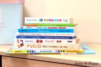książki dla maluchow