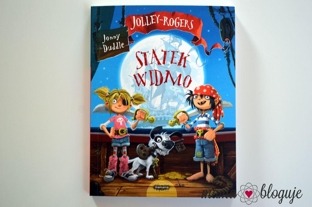 """""""Jolley - Rogers - Statek Widmo"""" Jonny Duddle"""