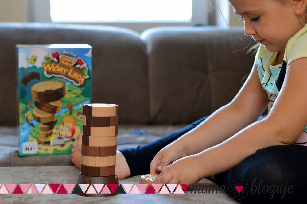 wióry lecą trójkąt gra zręcznościowa7 - WIÓRY LECĄ - SZYBKA I WCIĄGAJCA GRA ZRĘCZNOŚCIOWA