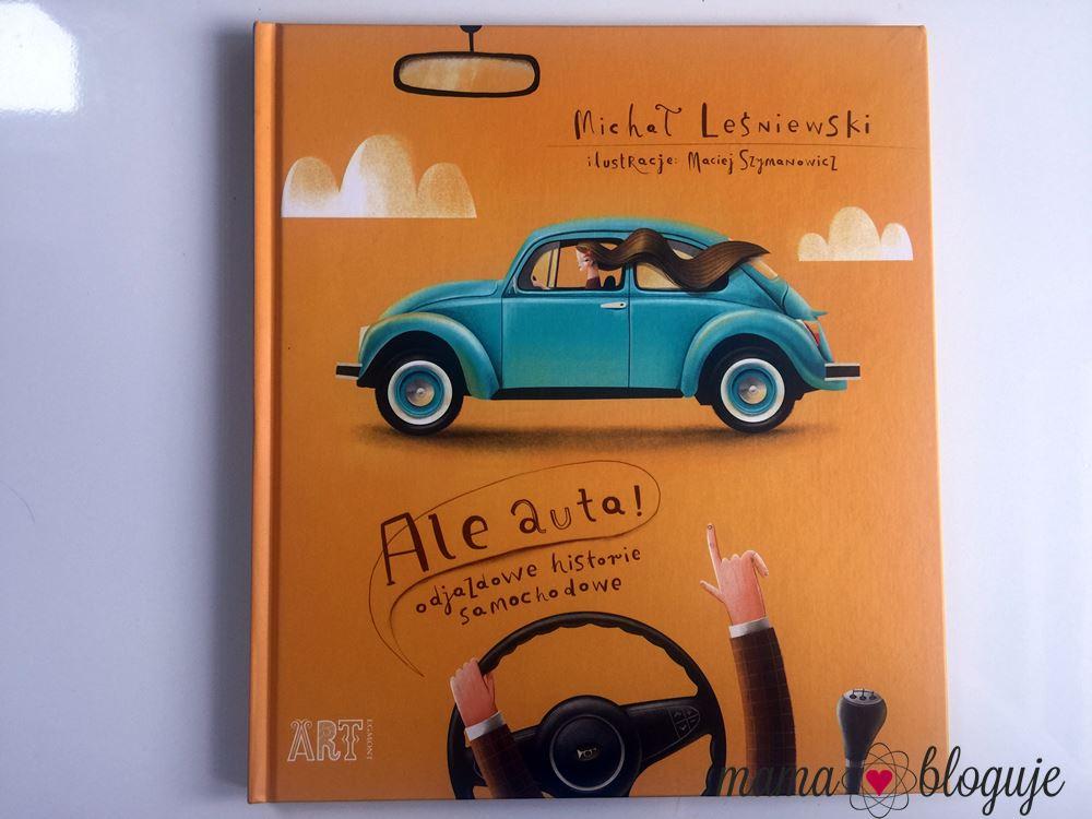 Ale Auta! Odjazdowe historie samochodowe.