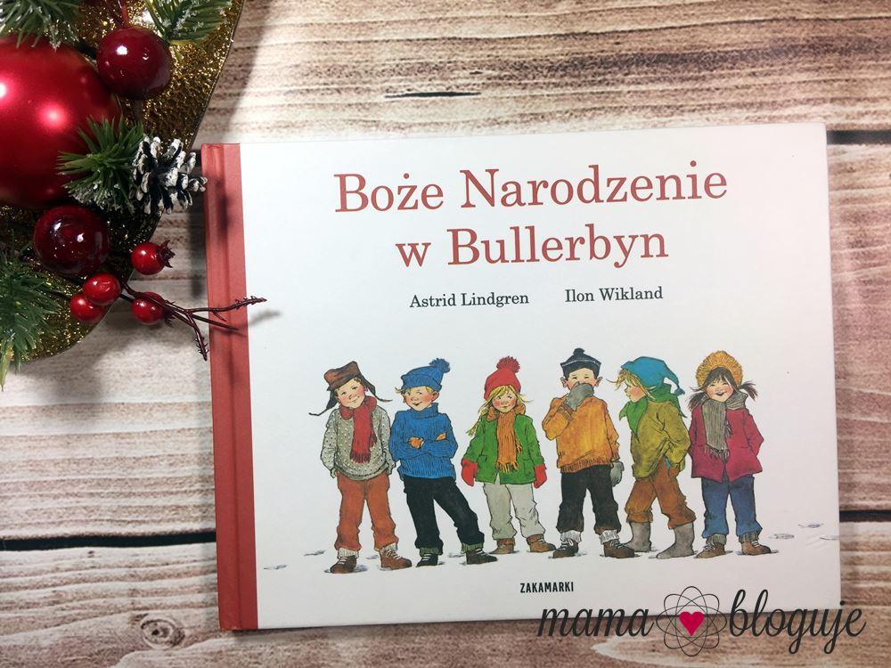 Boże Narodzenie w Bullerbyn blog recenzja środek