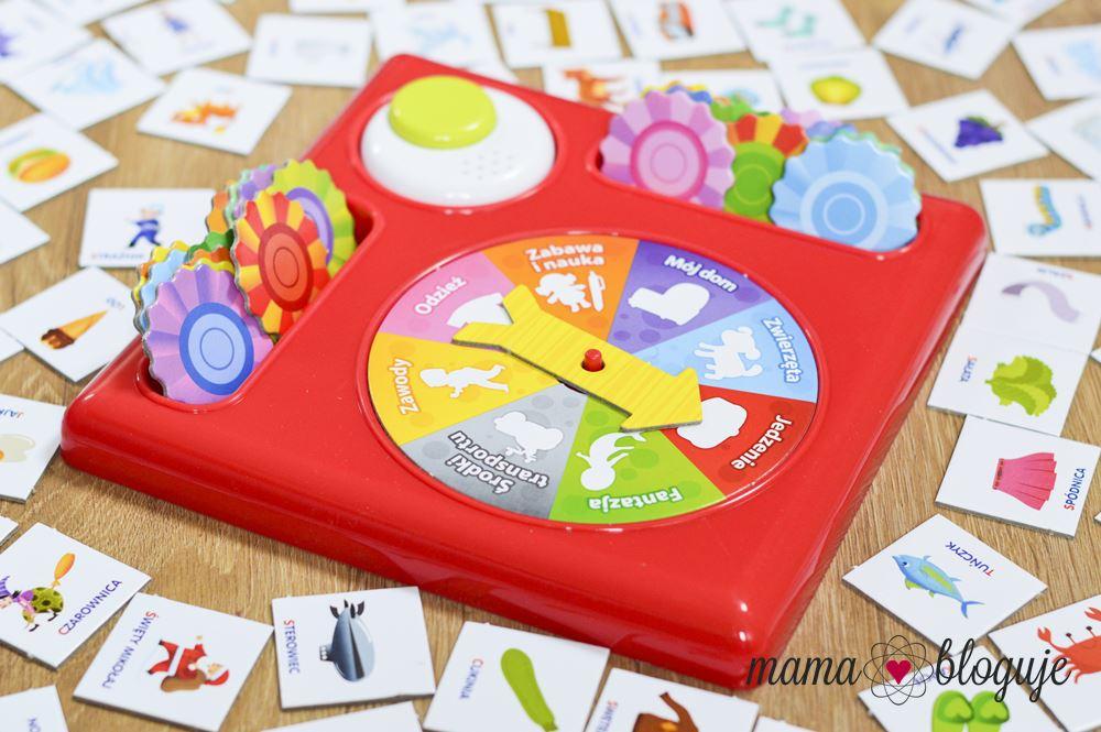 nauka pisania gra baw się i ucz