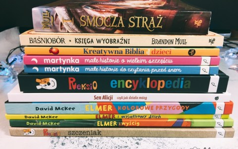 ksiazki dla dziecii biblioteczka 84 - NOWOŚCI W DZIECIĘCEJ BIBLIOTECZCE. #7