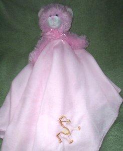 Dream Buddy - Pink Teddy Bear