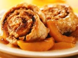 cinnamon-biscuit-peach-cobbler