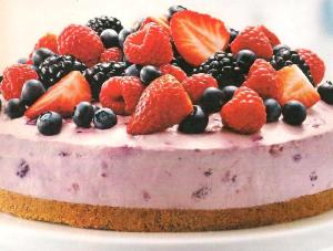 Berry cheesecake 001