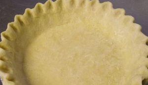 shortbread pie crust