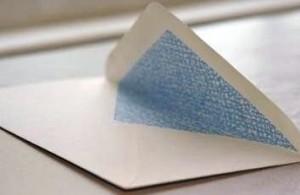 unseal envelope