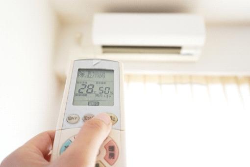 赤ちゃんの熱中症対策 エアコン