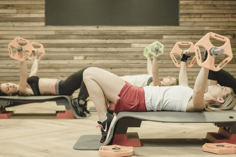 mama thresl bietet Euch ein umfangreiches Fitnessprogramm für Jung und Alt.