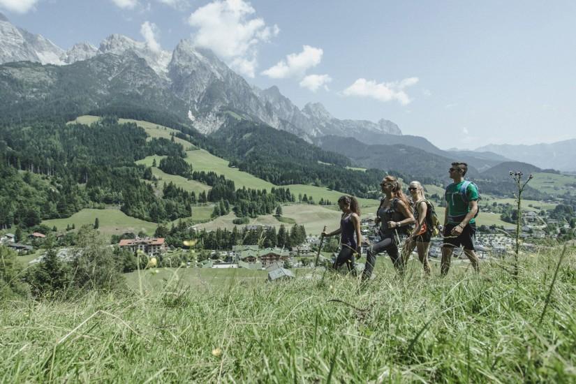 Die Region um Leogang bietet ein vielfältiges und abwechslungsreiches Sport- und Aktivangebot für alle Altersgruppen.