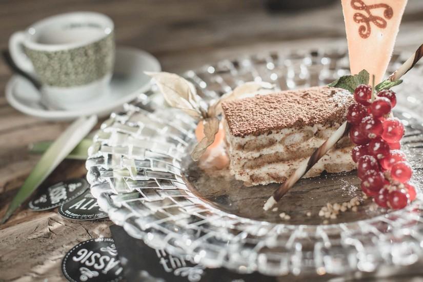 Lassen Sie sich von dem Signature Dessert Überraschen