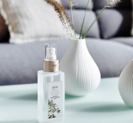 Essentials by Ipuro Roomspray white lily 120 ml room fragrances geurdiffuser aromadiffuser huisparfum EAN4051281984905 Juwelen en accessoires