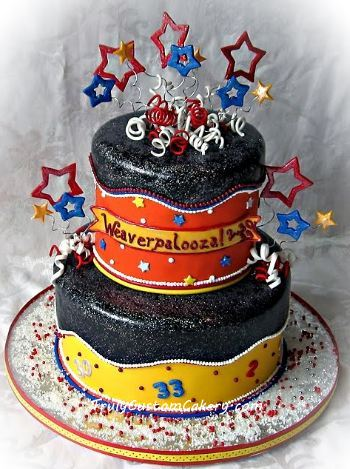 truly custom cakery cake