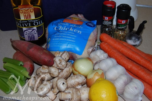 Roast Chicken Recipe 1 MC
