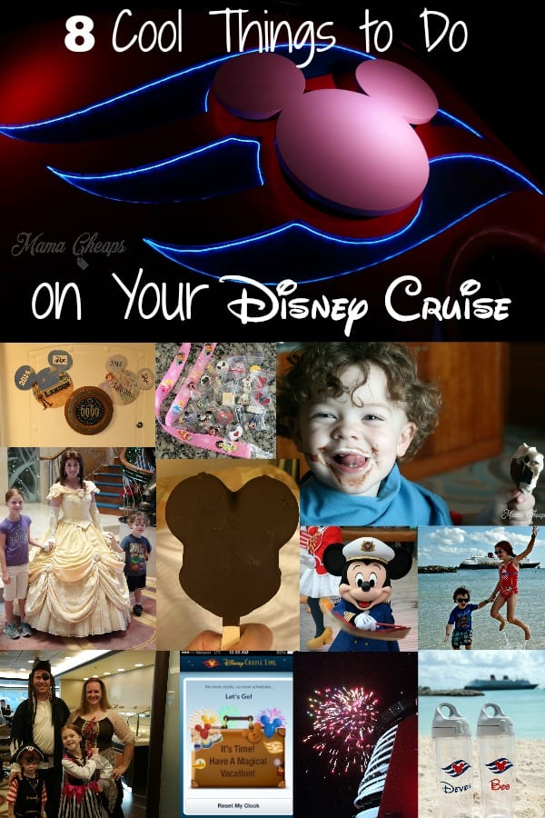 Cool Things to Do on Your Disney Cruise